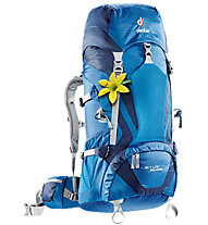 Deuter ACT Lite 35+10SL - Frauenrucksack, Blue/Light Blue