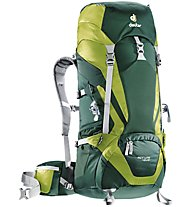 Deuter ACT Lite 40+10 - zaino, Forest/Moss