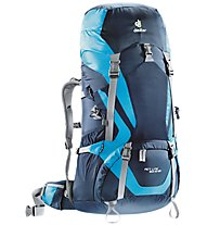 Deuter ACT Lite 60+10SL - Frauenrucksack, Midnight/turquoise