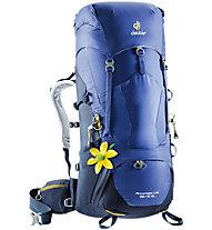 Deuter Aircontact Lite 35+10 SL - zaino trekking - donna, Blue
