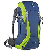 Deuter Fanes 35 - zaino trekking, Blue/Green