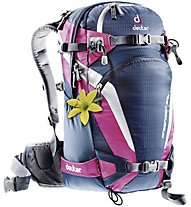 Deuter Freerider 24 SL - Freeriderucksack - Damen, Dark Blue/Red