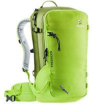 Deuter Freerider 30 - Skitouren/Freeriderucksack - Herren, Green