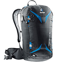 Deuter Freerider Lite 25 - zaino freeride, Black/Blue