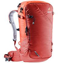 Deuter Freerider Pro 34+ - Skitouren/Freeriderucksack, Red