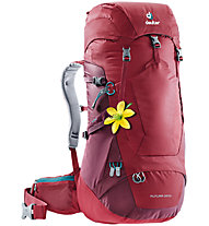 Deuter Futura 28 SL - zaino alpinismo - donna, Red