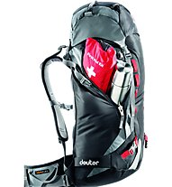 Deuter Guide 35+ - zaino, Black/Titan