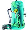 Deuter Guide Lite 28+ SL - zaino alpinismo donna, Petrol