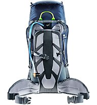 Deuter Guide Lite 32 - zaino alpinismo, Blue/Grey