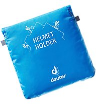 Deuter Helmet Holder - portacasco, Black