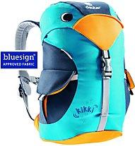 Deuter Kikki 6 L - Kinderrucksack, Turquoise/Midnight
