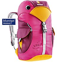 Deuter Kikki 6 L - Kinderrucksack, Magenta/Blackberry