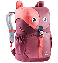 Deuter Kikki 8 L - Wanderrucksack - Kinder, Dark Red