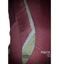 Deuter Race Air 10 - Radrucksack, Red