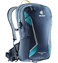 Deuter Race EXP Air - zaino bici, Blue/Blue