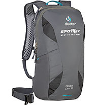 Deuter Race Lite Logo SPORTLER - Radrucksack, Grey/Black