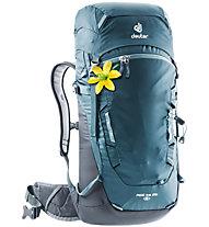 Deuter Rise Lite 26 SL - zaino scialpinismo - donna, Grey/Turquoise