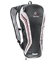 Deuter Road One 5 L - Zaino bici, Black/White