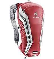 Deuter Road One 5 L - Zaino bici, Fire/White
