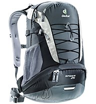 Deuter Spider 25 - zaino, Granite/Black