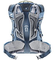 Deuter Trans Alpine Pro 28 - Radrucksack, Blue/Yellow