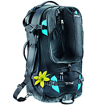 Deuter Traveller 60 + 10 SL - Rucksack - Damen, Black