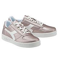 Diadora B.Elite L Metallic WN - sneakers - donna, Pink