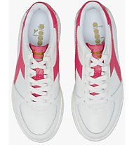 Diadora B Elite Wide W - sneakers - donna, White/Pink