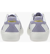 Diadora B Elite Wide W - sneakers - donna, White/Violet