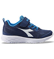 Diadora Flamingo 2 - scarpe running - bambino, Blue