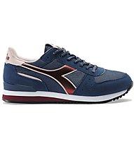 Diadora Malone W - sneakers - donna, Blue