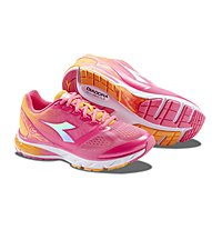 Diadora Mythos Blushield W - Neutral-Laufschuhe - Damen, Pink/Orange