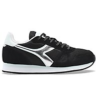 Diadora Simple Run - sneakers - donna, Black
