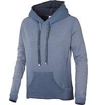 Dimensione Danza Fleece with Treatment Sweatshirt Damen, Blue