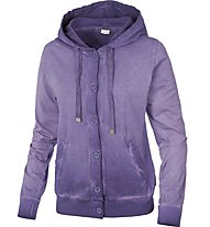 Dimensione Danza Heavy Jersey with Treatment giacca donna, Lavender