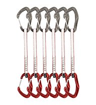 DMM Alpha Trad Quickdraw 6 Pack - Expressset, Red / 18 cm
