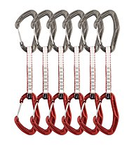 DMM Alpha Trad Quickdraw 6 Pack - Expressset, Red / 12 cm