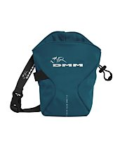 DMM Traction Chalk Bag - porta magnesite, Blue