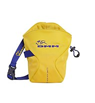 DMM Traction Chalk Bag - porta magnesite, Yellow