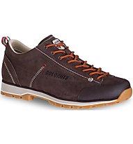 Dolomite Cinquantaquattro - scarpe da trekking - uomo, Dark Brown/Orange