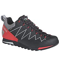 Dolomite Crodarossa Lite GTX M - scarpe da avvicinamento - uomo, Black/Red