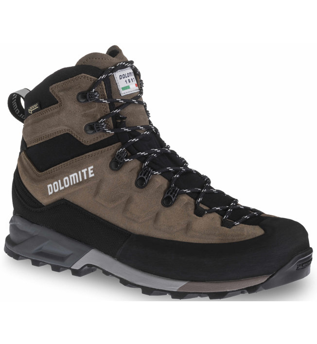 Dolomite Steinbock GTX - Wanderschuhe - Herren, Brown/Black