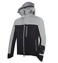 Dotout Crush Skijacke (2015), Black/Melange Dark Grey