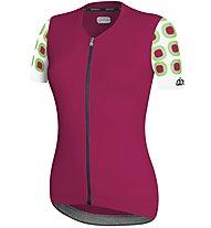 Dotout Dots W Jersey - Radtrikot - Damen, Pink/Green
