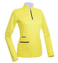 Dotout Maglia sci Dots W Jersey HZ, Yellow/Black