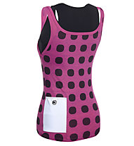Dotout Elite W Top - Radtrikot - Damen, Pink/Black