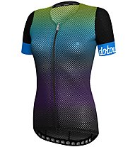 Dotout Glory W Jersey - Radtrikot - Damen, Violet/Light Blue