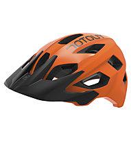 Dotout Hammer - Mountainbikehelm, Orange/Black