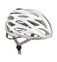 Dotout Casco bici Han (2015), Shiny White