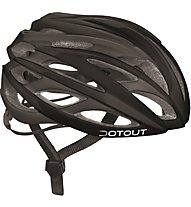 Dotout Han (2015) - casco bici, Black